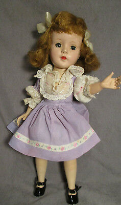 "Vintage 1950's American Character 14"" Sweet Sue Doll ~ Blonde - Walker"