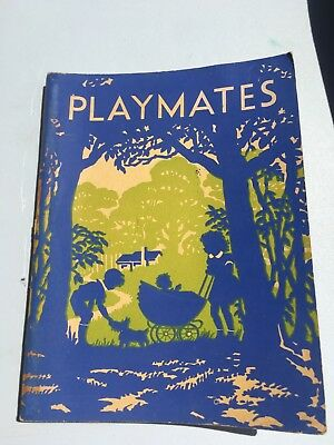 Playmates reading Book