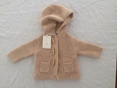 Country Road Baby Unisex Knit Jacket