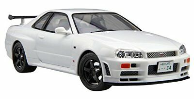 Fujimi model 1/24 car model EASY series No.1 R34 Skyline GT-R