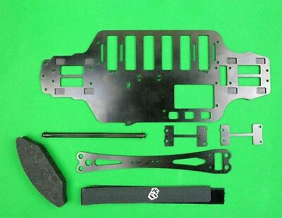 3Racing M Chassis Conversion for Tamiya TT01 * Spares Bag 5 * Chassis TT01-38FRP