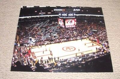 MARCUS BANKS - Signed 8x10 Photo Autographed IN-PERSON! Raptors