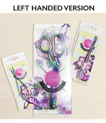 Left Handed Version - Tula Pink Hardware - Set Of 3: Shears,snips & Seam Ripper