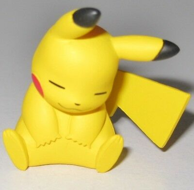 Pokemon PVC Alolan Good Night Friends Figure Sleeping Series ~ Pikachu @85231