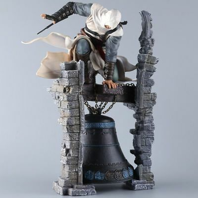 """Assassin's Creed Legendary Altair Figure On The Bell Pvc 11"""" Statue New In Box"""