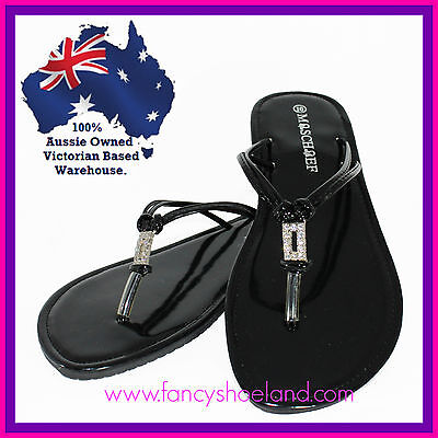 big plus size flip flops shoes Women's SIZE 9 11 12  thongs plus size shoes