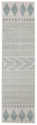 Hallway Runner Rug Hall Runner Floor Carpet Mat Sky Blue Modern 4 Meters Long