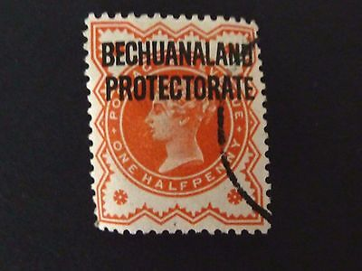 1209]  Stamps Of Bechuanaland Protectorate  Sg 40 Fine Used