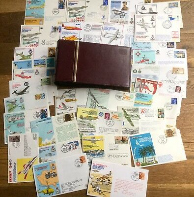 Album Of Raf  First Day Covers  First Day Covers Some Rare