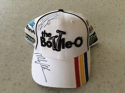 2017 Limited Edition Signed Bathurst 40th Anniversary Ford PRA Bottle -O Cap