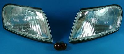 INDICATORS WHITE OPEL VECTRA B up to 1/99 incl. Light Bulbs