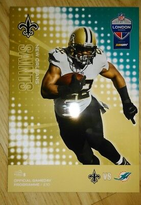 New Orleans Saints v Miami Dolphins London NFL game 2