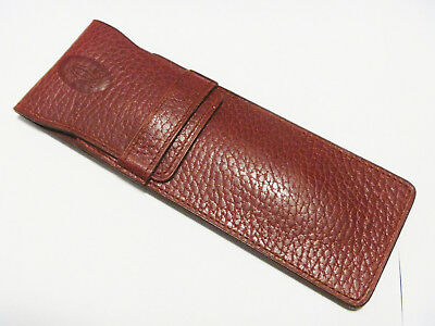 Cartier Deluxe Leather Pen Case - VERY RARE!