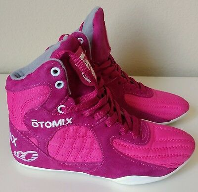 Otomix Stingray Escape Bodybuilding Weightlifting MMA & Grappling Shoe Pink