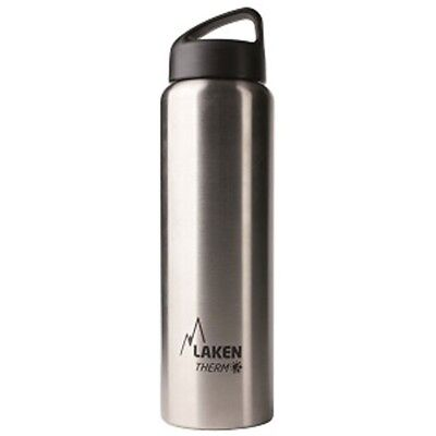 Bouteille isotherme 1L Laken Classic Thermo inox - Neuf