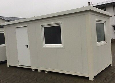WC CONTAINER, BÜROCONTAINER, CONTAINER, Wohncontainer, 45 m² - EUR ...