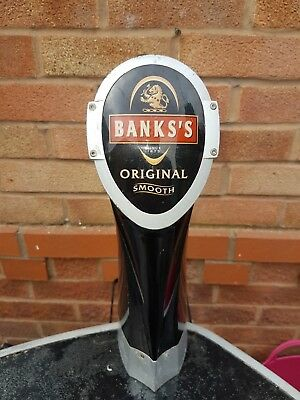 Banks's Beer Bar Tap