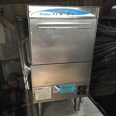Lamber Commercial Dishwasher (GS 350)