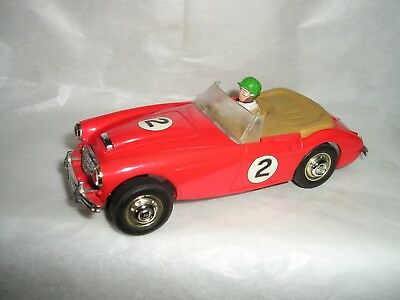 Scalextric C74 Austin Healey 3000.