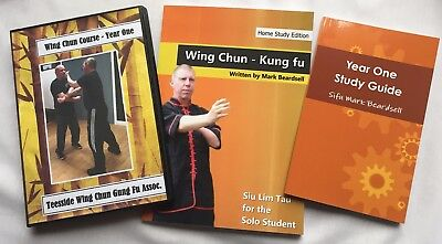 Wing Chun Kung Fu - Home Study Course - Year 1 - Essentials