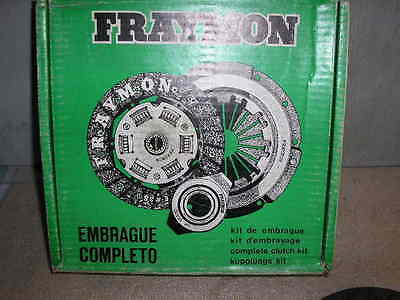 Kit Embrague Fraymon Seat 124