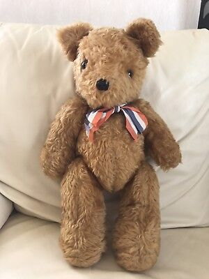 Old Vintage Teddy Bear 18 Inches Tall