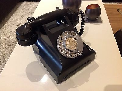 Vintage Antique Telephone, Movie Prop, Styling Prop