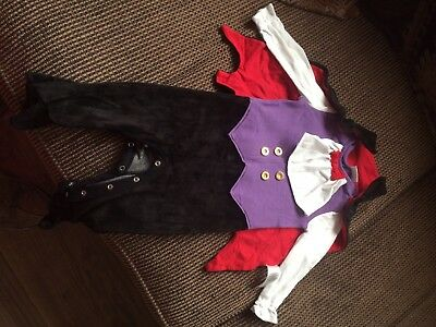 Baby Halloween Costume Dracula for  6-9 months