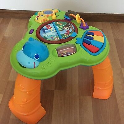 Bright Starts Safari Sounds Musical Learning Table Toy
