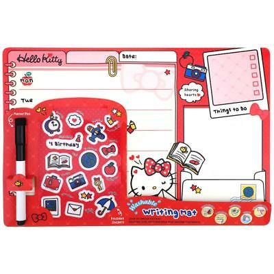 Sanrio Hello Kitty Sticky Writing Board + Sticker