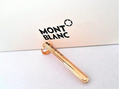 Montblanc Meisterstuck Ballpoint Pen Parts Gold Clip For 144, 163, 164, 165