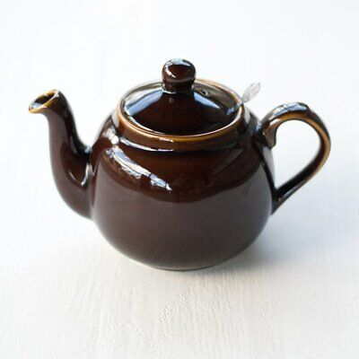 London Pottery Farmhouse Filter Tea Pot 4-cup