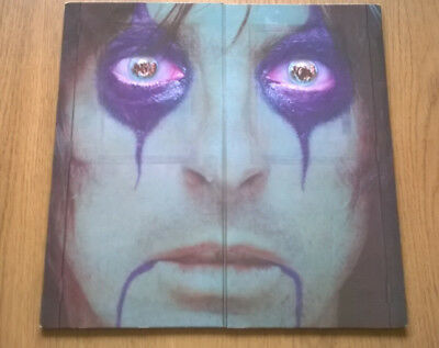 ALICE COOPER - From The Inside. LP RECORD. 1978 ORIGINAL 1ST A2/B2. EX/EX