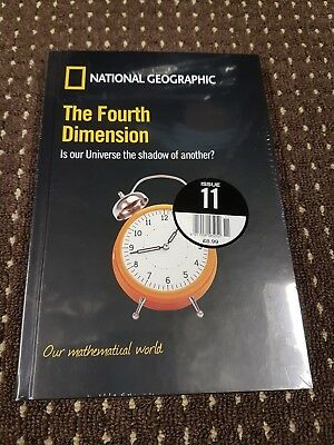 National Geographic The Fourth Dimension. Perfect Christmas gift or for self
