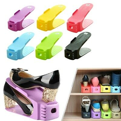 Shoe Racks Double Cleaning Storage Shoes Rack Organization Stand hold Organizer