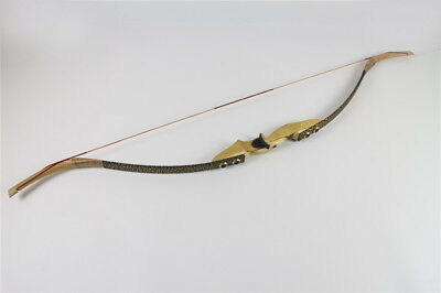 40 Lb Recurve Bow Take-down bow Right Handed Archery Hunting&Shooting--Black