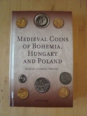 Frynas:  Medieval Coins Of Bohemia, Hungary And Poland, Spink 2015