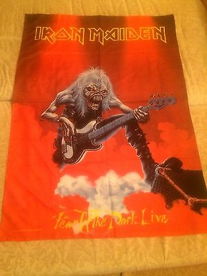 Iron Maiden Vintage Flag