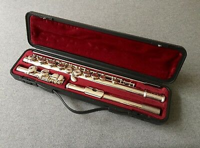 Yamaha 211 S II flute Made in Japan Good Condition