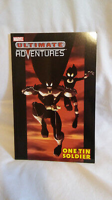 Ultimate Adventures One Tin Soldier Trade Paperback