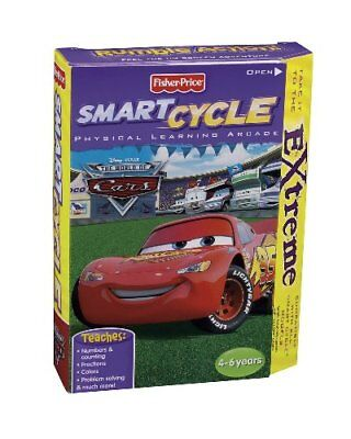 Fisher Price Smart Cycle Extreme The World of Cars