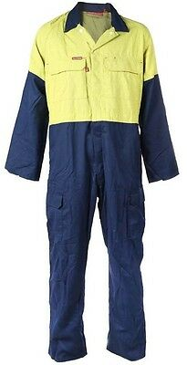 Hard Yakka Coveralls - Flame Resistant - 92 Short - Mens  - Workwear - Overalls