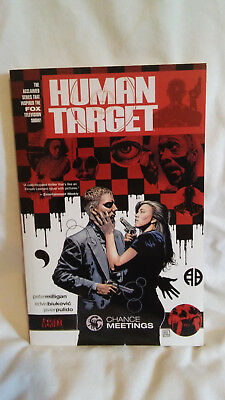Human Target Trade Paperback Collection