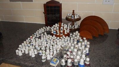 222 Thimbles Plus 4 Stands