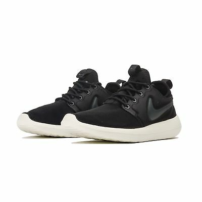 New Nike Roshe Two Women's Running Training Shoes Black 844931 002
