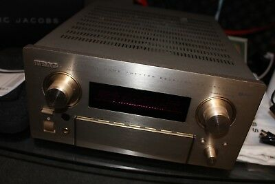 TEAC AG-H550 5.1 Heimkino Stereo Receiver - Seltenheit! Champagner inkl. FB