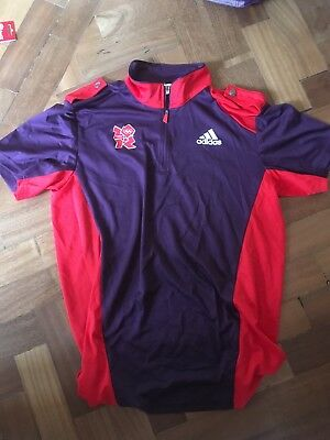 London Olympics Games Maker Uniform Shirt