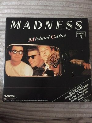 "Madness Michael Caine 7"" Double Pack"