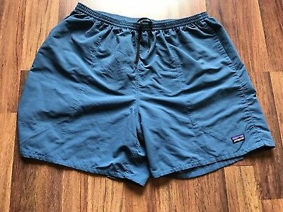 Patagonia Nylon Shorts Blue