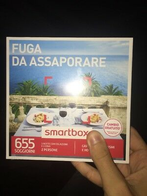 Smartbox Fuga Da Assaporare